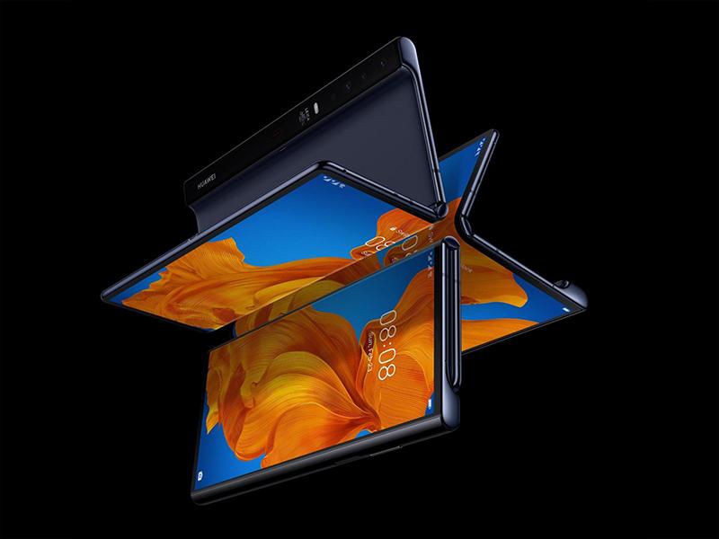 Huawei lanza Huawei Mate Xs