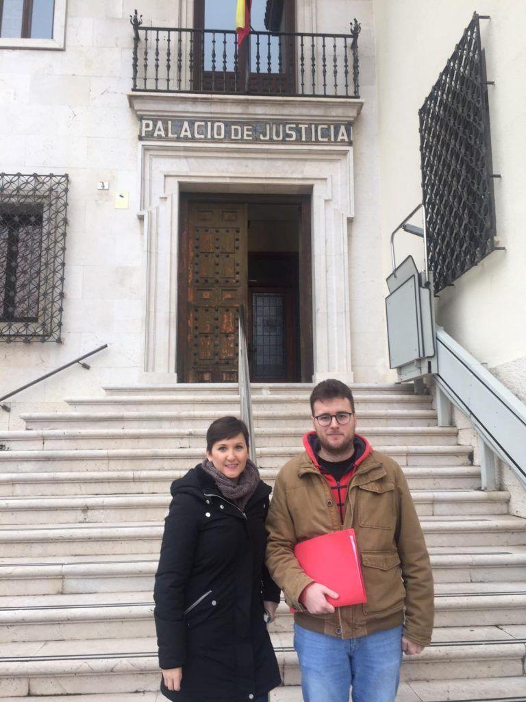 Izquierda Unida de Cuenca denuncia ante la Fiscalía el pago de casi un millón de euros por la antigua Gerencia de Urbanismo