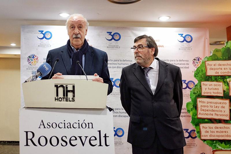 La Asociación Roosevelt celebra su gran gala de XXX Aniversario