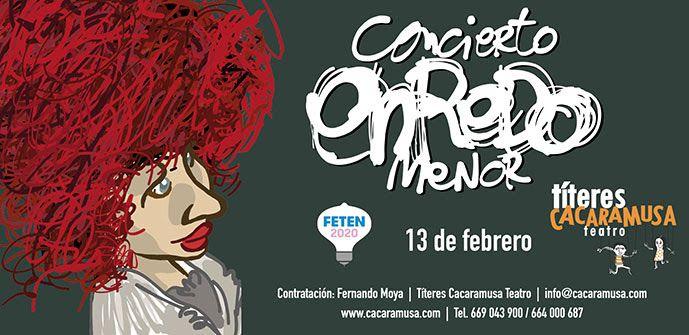La compañía conquense Títeres Cacaramusa, seleccionada para participar en la Feria Europea de Artes Escénicas para Niños y Niñas que se celebra en Gijón