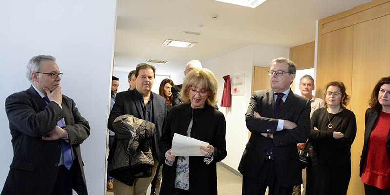 """La Facultad de Medicina cuenta con un aula en recuerdo de su exalumno y pediatra Antonio Cepillo, """"Cepi"""""""