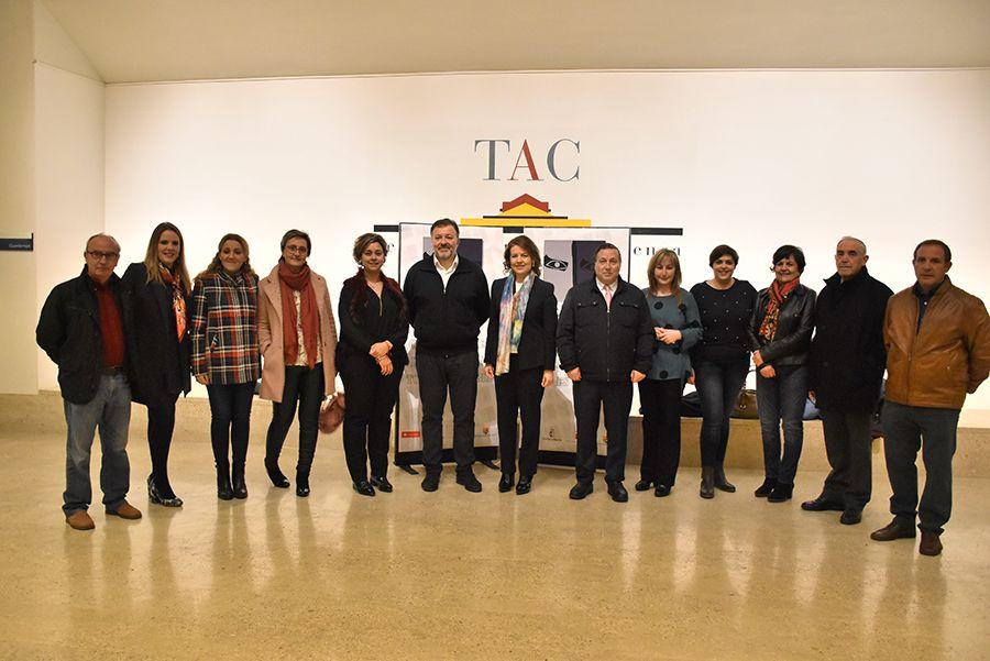 La Junta reconoce la labor de ASPADEC Cuenca en favor de la integración de las personas con discapacidad