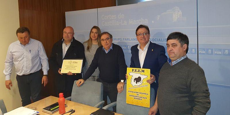 Las entidades locales menores de Castilla La Mancha reclaman un trato no discriminatorio desde las Diputaciones y el Gobierno de CLM