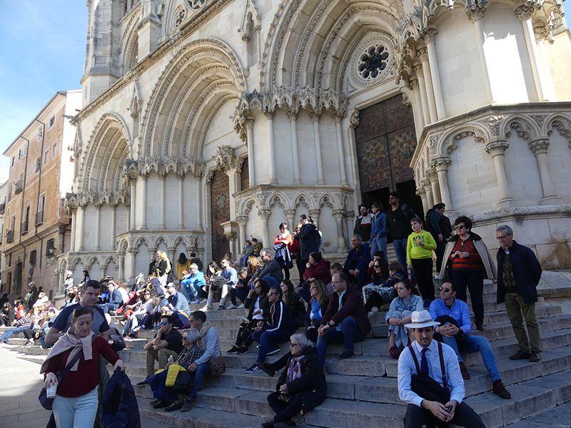 Ligero incremento turístico en la provincia de Cuenca