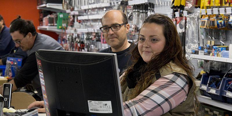 """Más de 110 nuevos empleos gracias al programa de inserción sociolaboral Incorpora de """"la Caixa"""" en Cuenca"""
