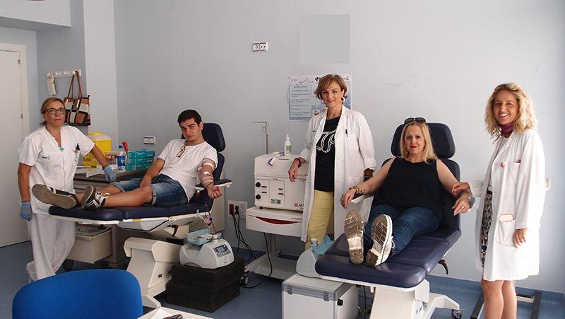 Un total de 7.231 nuevos donantes han realizado su primera donación en 2019 en Castilla-La Mancha