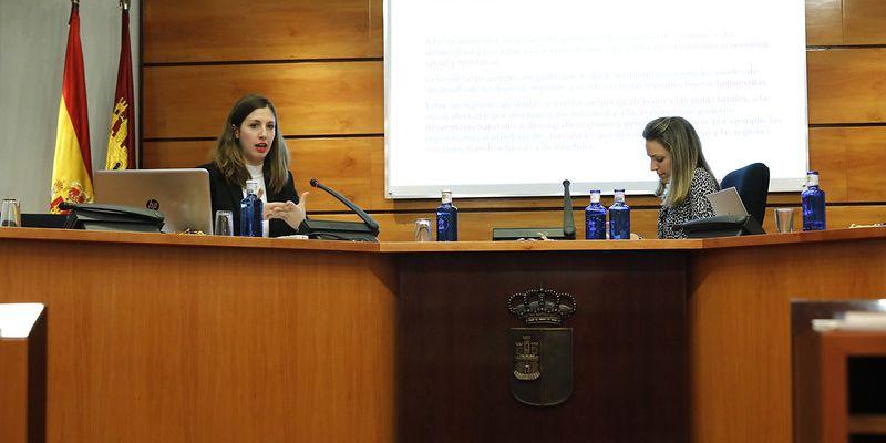 SSPA reclama consenso para el diseño de las políticas y la gestión de las acciones a realizar sobre despoblación en su intervención en las Cortes de Castilla-La Mancha