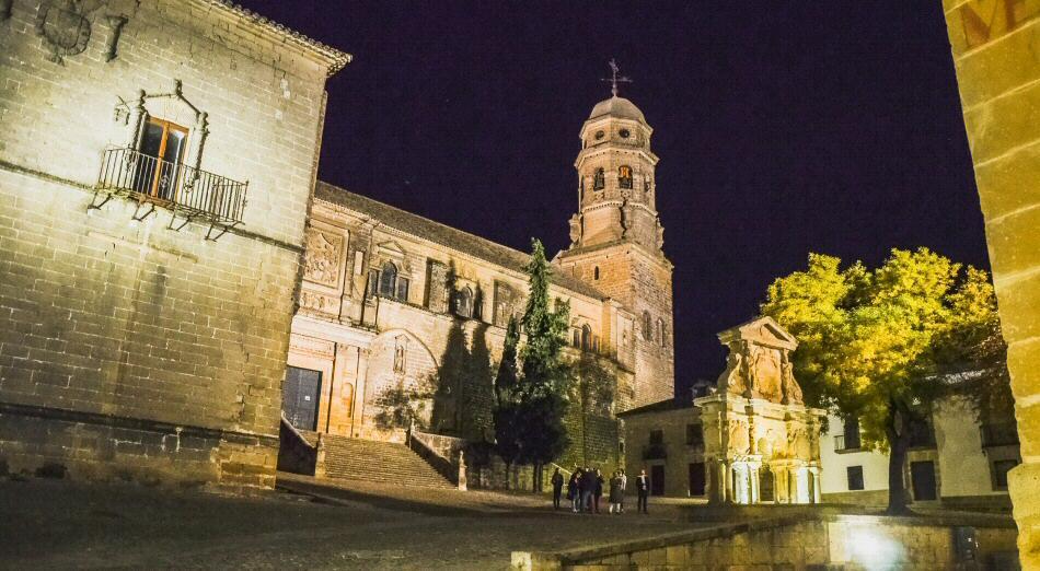 catedral baeza 009   Informaciones de Cuenca