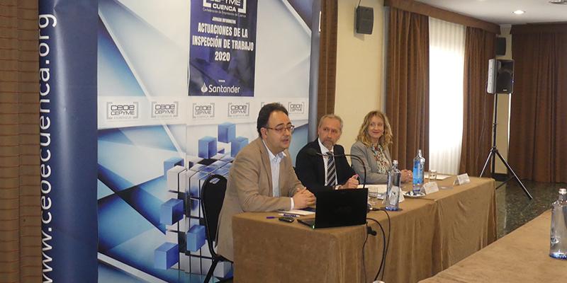 CEOE-Cepyme Cuenca destaca las medidas y actuaciones del INSS relativas a situaciones derivadas del coronavirus
