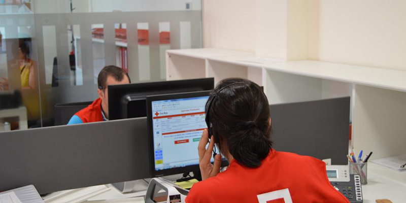 Cruz Roja Cuenca llamará a 4.000 personas en la provincia para reforzar la difusión de las medidas preventivas y protección frente al COVID-19