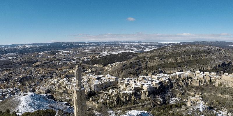 El Ayuntamiento de Cuenca activa el Pemuvi en fase de prealerta ante el riesgo de nevadas durante la jornada del lunes
