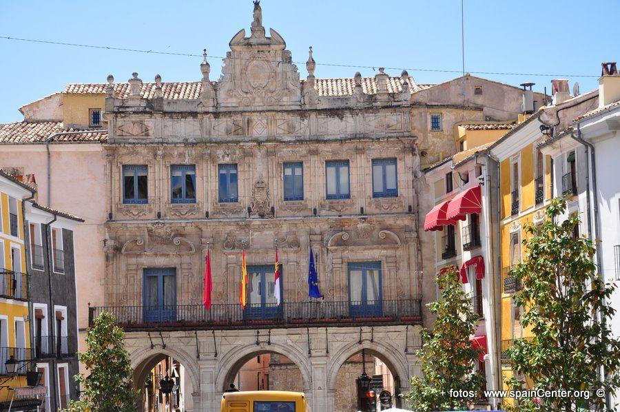 El Ayuntamiento de Cuenca cierra sus dependencias administrativas y suspende la atención al público y los registros presenciales