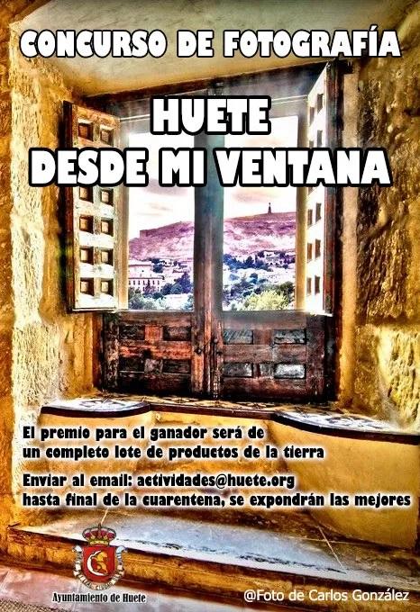 El Ayuntamiento de Huete organiza un concurso de fotografía Huete desde mi ventana
