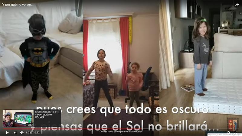 """El C.E.I.P.""""Santa Ana"""" de Cuenca se une a los mensajes de ánimo y conciencia sobre el confinamiento en casa que debemos asumir cada uno de nosotros"""