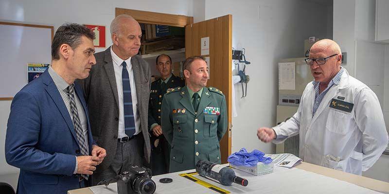 """El delegado del Gobierno en Castilla-La Mancha llama a la población a quedarse en casa, como mejor """"homenaje"""" a los Cuerpos y Fuerzas de Seguridad en la lucha contra el COVID-19"""