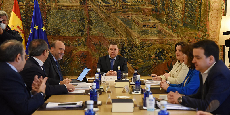 El Gobierno de Castilla-La Mancha despliega los planes de contingencia para garantizar la asistencia sanitaria en la región
