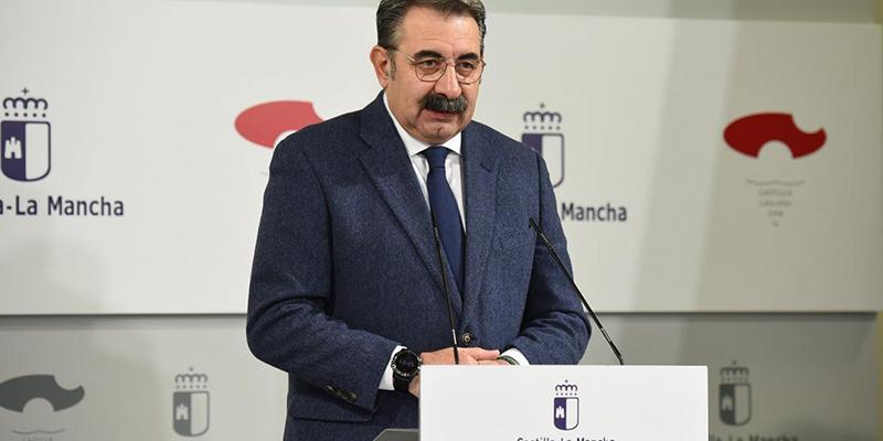El Gobierno de Castilla-La Mancha ha repartido en las últimas horas 200.000 mascarillas desde la red de centros de la Sanidad pública