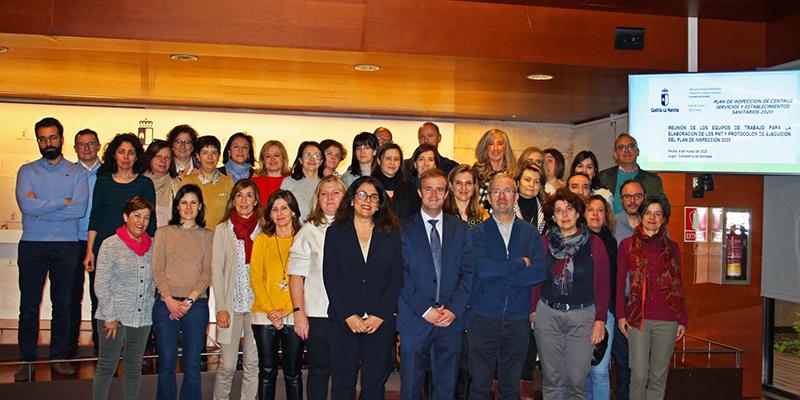 El Gobierno de Castilla-La Mancha publica el Plan de Inspección de centros, servicios y establecimientos sanitarios para 2020