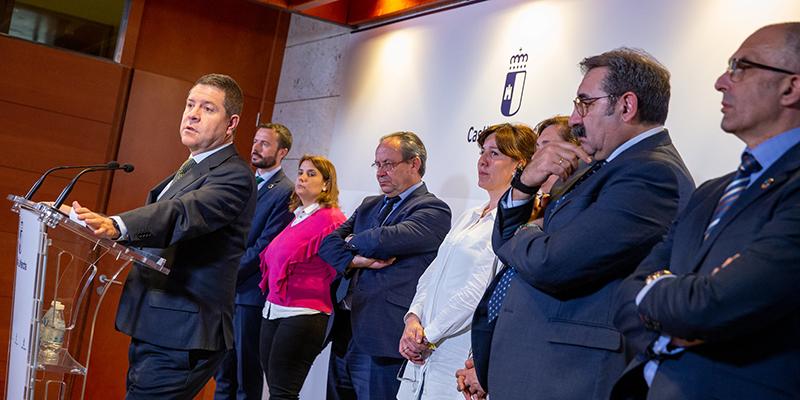 El Gobierno de Castilla-La Mancha suspende la actividad escolar siguiendo las recomendaciones del Gobierno de España