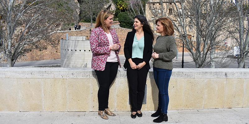 El Gobierno regional destaca el papel de mujeres como Jimena Villegas en el ámbito cultural y social de la provincia de Cuenca