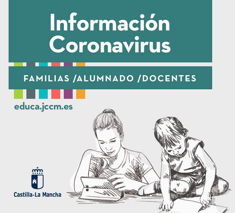 El Gobierno regional habilita en el Portal de Educación un nuevo espacio con información y consejos para el alumnado, docentes y familias