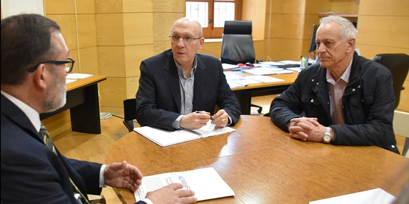 El Gobierno regional invita a la Asociación de Familias Numerosas a sumarse al Pacto contra la Despoblación en Castilla-La Mancha