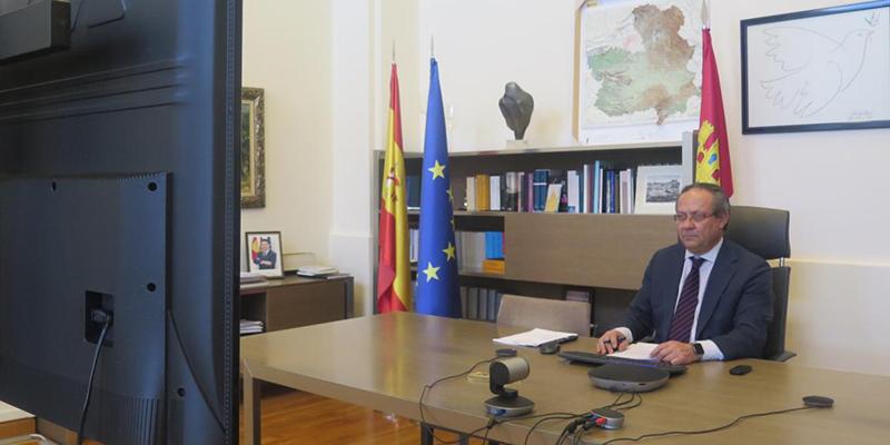 El Gobierno regional plantea al Ministerio del Interior impulsar a nivel nacional una campaña para concienciar del uso del teléfono 1-1-2 sólo en caso de emergencias