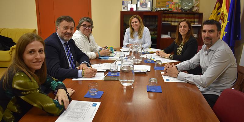 El Gobierno regional y el Ayuntamiento de Cuenca resaltan la importancia del III Congreso del TEL
