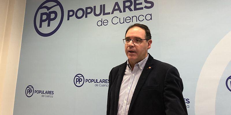 El PP denuncia que la Junta incumple su compromiso de informar a los alcaldes sobre la incidencia del coronavirus en cada pueblo de Cuenca