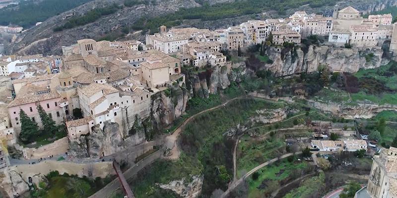 El programa 'Un País Mágico' estará dedicado este domingo a Cuenca