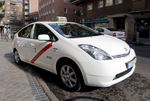 El taxi castellano manchego, solidario ante la crisis del coronavirus