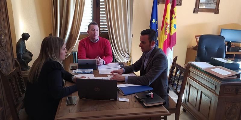 Invierte en Cuenca se interesa por las posibilidades inversoras de Almodóvar del Pinar