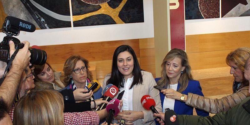 Jiménez pide unidad en la sociedad española para alcanzar la igualdad plena y real entre hombres y mujeres