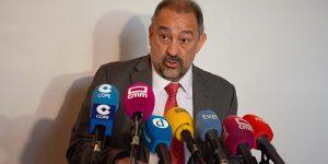 Julián Garde anuncia su dimisión al frente del Vicerrectorado y confirma que se presenta a las elecciones para ser rector de la UCLM