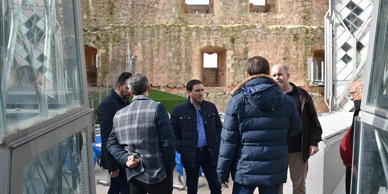 La Diputación de Cuenca colabora en la presentación de un total de diez proyectos para optar al 1,5 por ciento Cultural