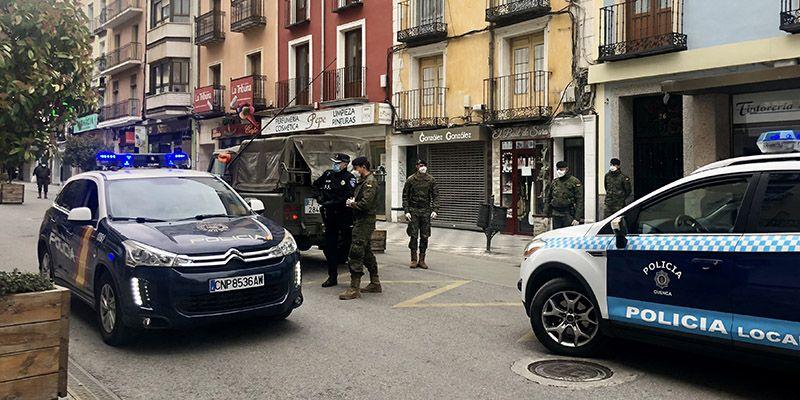 Las denuncias de las Fuerzas y Cuerpos de Seguridad del Estado por incumplimiento de las medidas del estado de alarma en Cuenca ascienden a 409