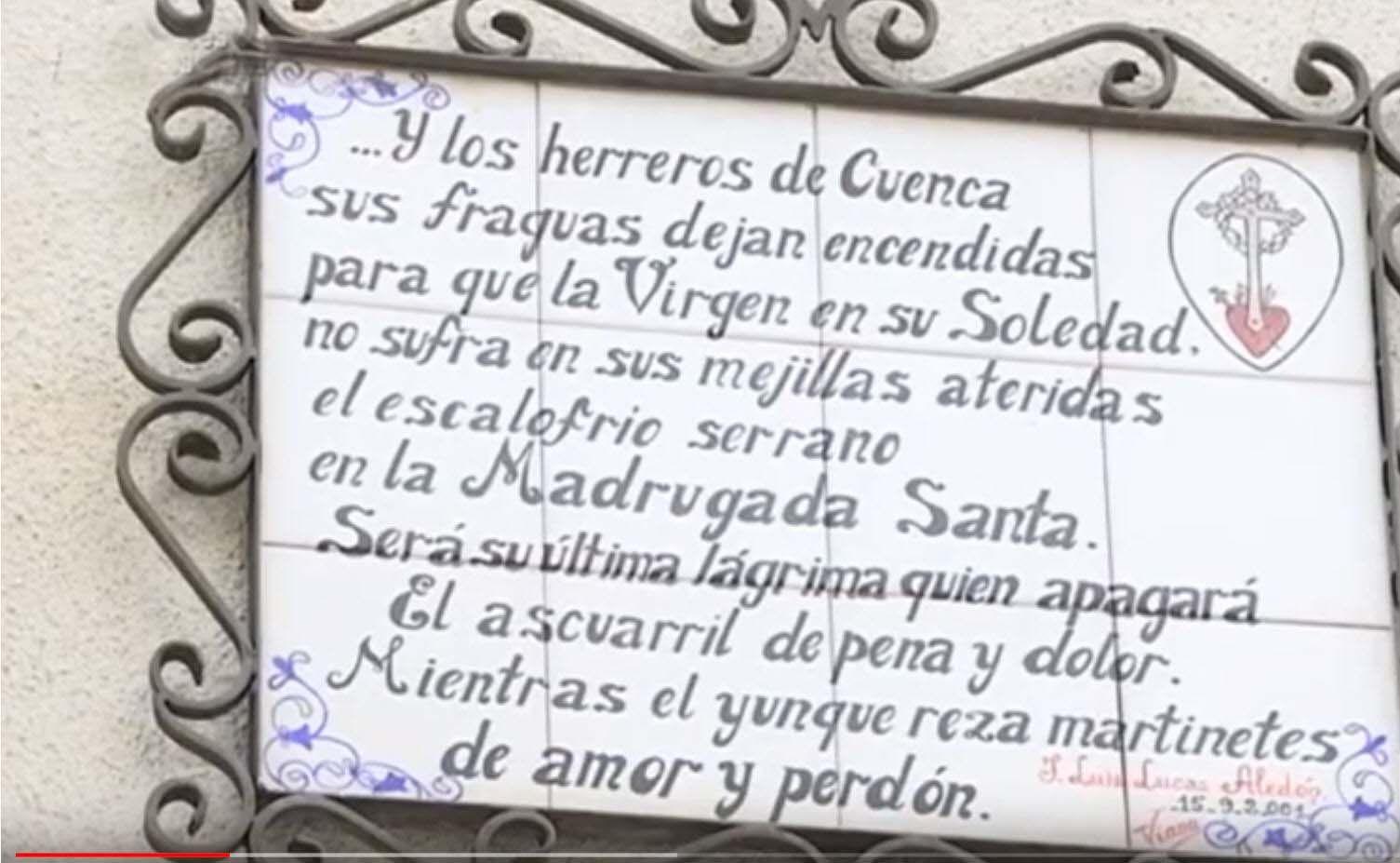 lucas poema de   Informaciones de Cuenca