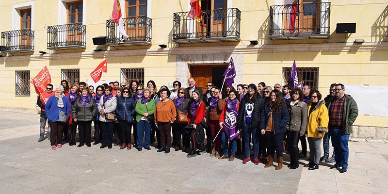 Tarancón reitera su compromiso con la igualdad de género y el empoderamiento de las mujeres