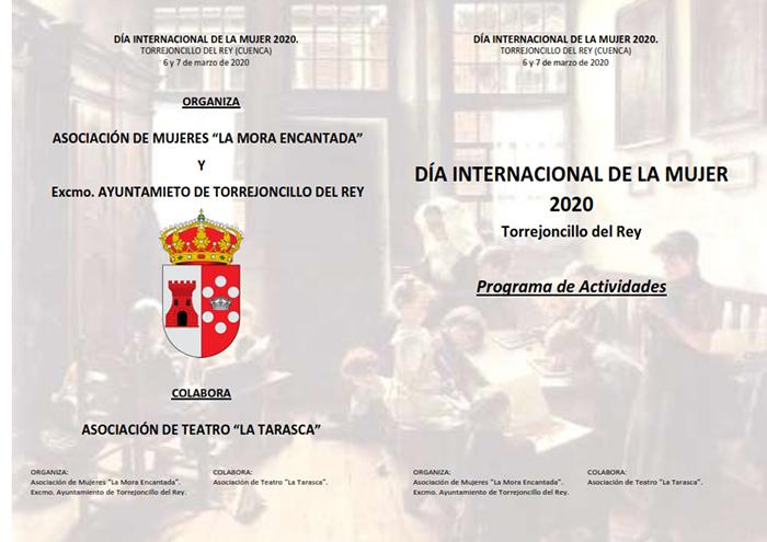 Torrejoncillo del Rey celebrará, con numerosos actos, el Día Internacional de la Mujer