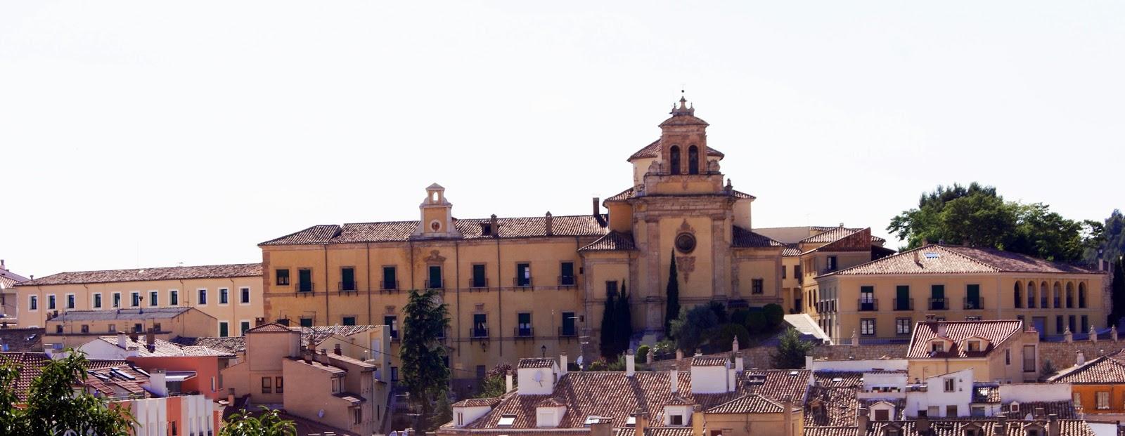 Carta de agradecimiento de Pedro de Borbón,  Presidente del Real Hospital de Santiago de Cuenca