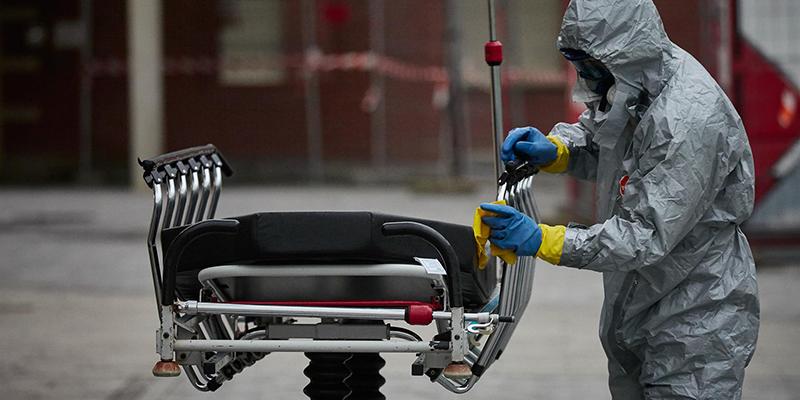 Castilla-La Mancha registra 711 nuevos casos y alcanza los 11.788 y repuntan los fallecidos hasta los 78