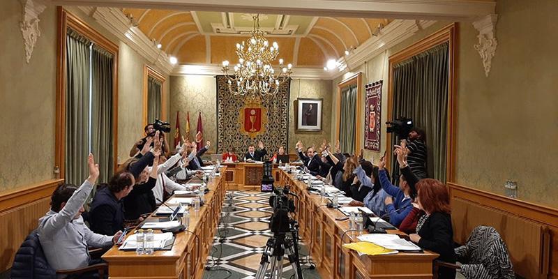 'Cuenca, En Marcha!' urge al equipo de gobierno a retomar la actividad de forma telemática