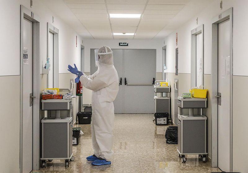 Cuenca sigue aumentando considerablemente muertos y casos positivos por coronavirus mientras Guadalajara se estabiliza