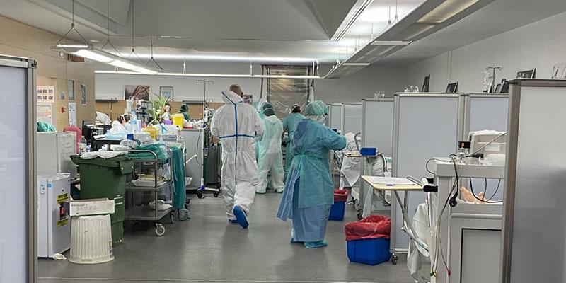 Cuenca y Guadalajara siguen sumando fallecidos a causa del coronavirus pero hay menos pacientes ingresados