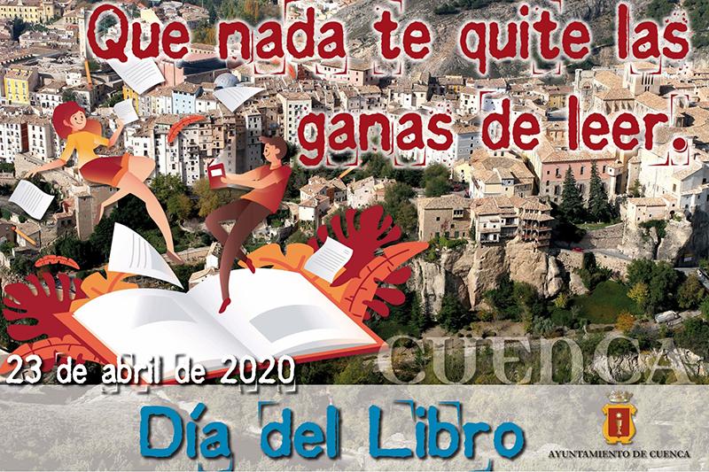 El Ayuntamiento de Cuenca celebra el Día del Libro con una batería de actividades virtuales, incluyendo una lectura del Quijote