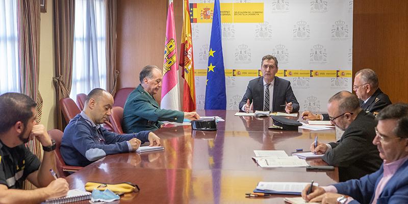 El delegado del Gobierno marca las pautas a seguir ante el nuevo escenario que presenta el Plan de Transición aprobado ayer por el  Consejo de Ministros