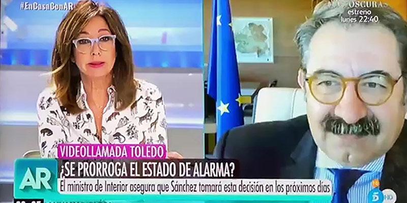 El Gobierno de Castilla-La Mancha ya ha realizado más de 1.300 test rápidos entre sanitarios y residentes de centros socio-sanitarios