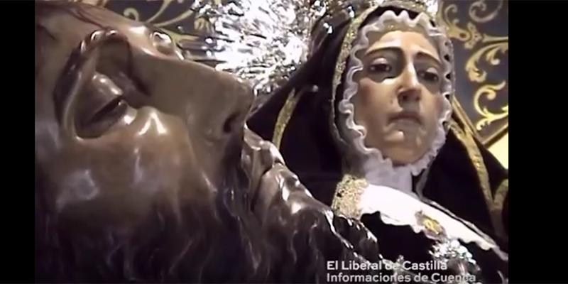 El Liberal de Castilla comienza las retransmisiones en vivo de la Semana Santa de Cuenca con el pregón que José Luis Muñoz ofreció en 2003