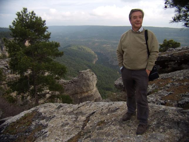 Fallece Miguel Ángel Troitiño, el gran experto del Casco Antiguo de Cuenca