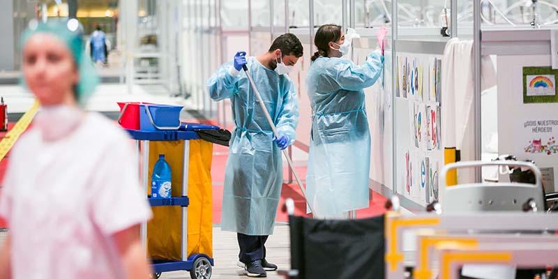 """La Fundación """"la Caixa"""" facilita 58 empleos en Castilla-La Mancha para servicios esenciales ante la COVID-19 a través del programa Incorpora"""